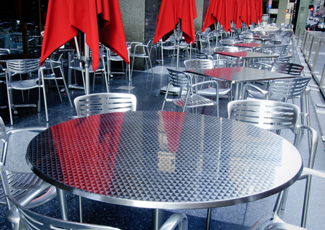 Pearland, TX Stainless Steel Table
