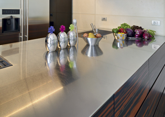 Galveston, TX Stainless Steel Kitchen Island