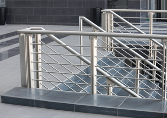 Stainless Steel Handrails - Leauge City, TX